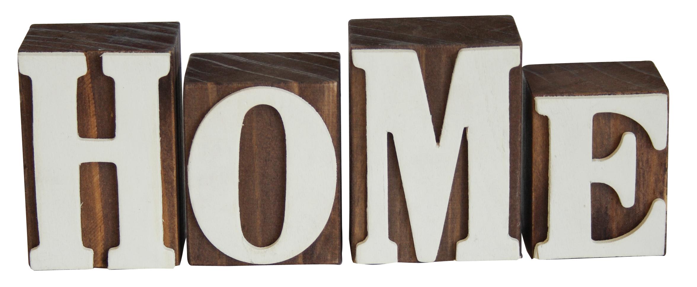 Wooden block letters levelings