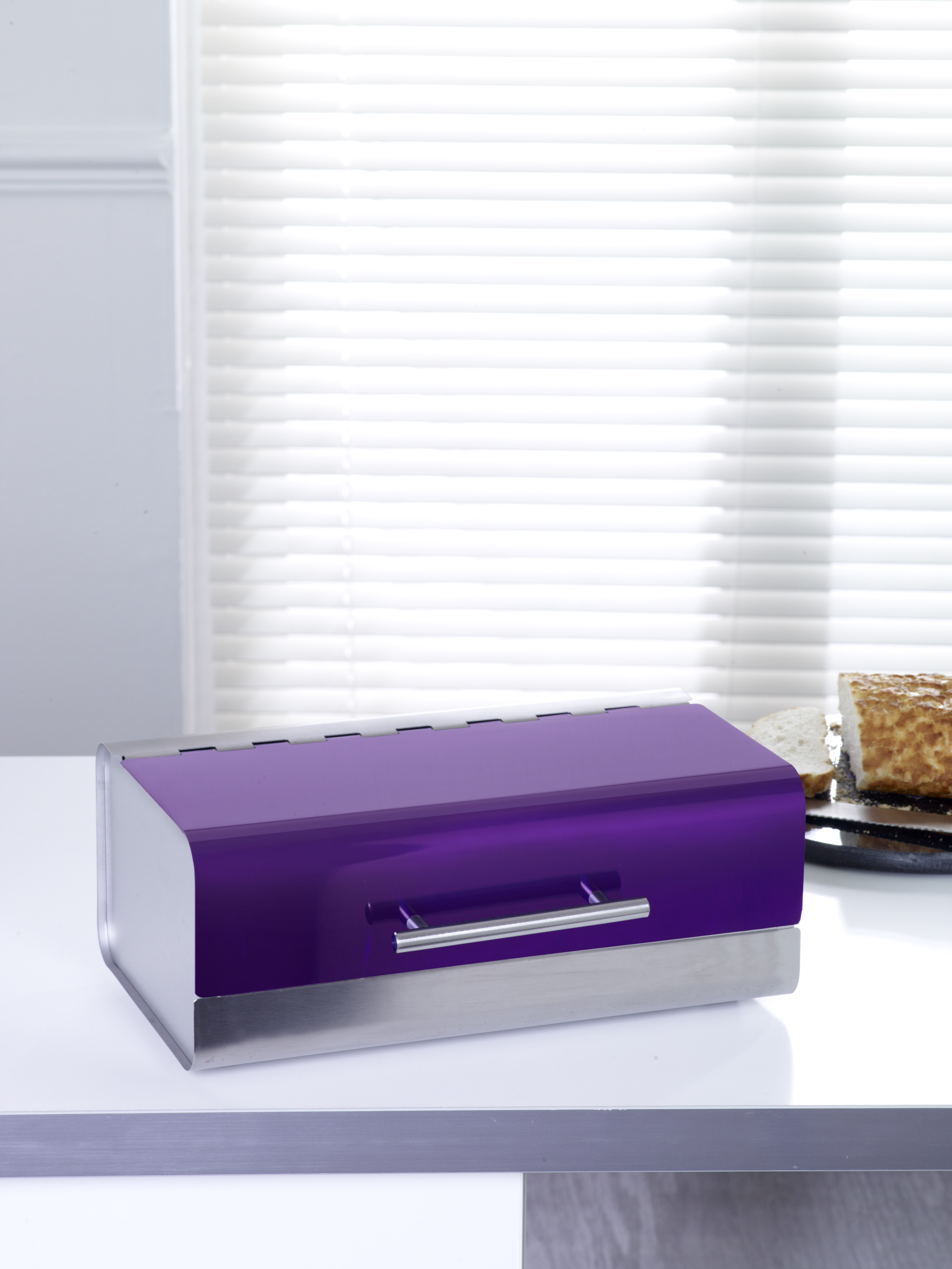 Purple Kitchen Bins At Amazon