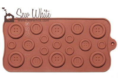 Sew White Cute as a Button Mould from www.sewwhite.com £4