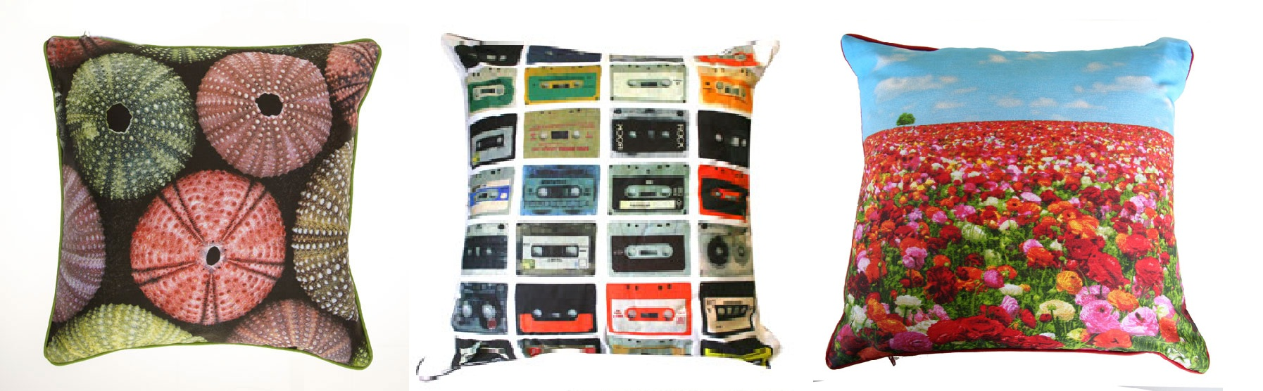 Cheap cushions the treasure hunter well designed for Cheap quirky homeware