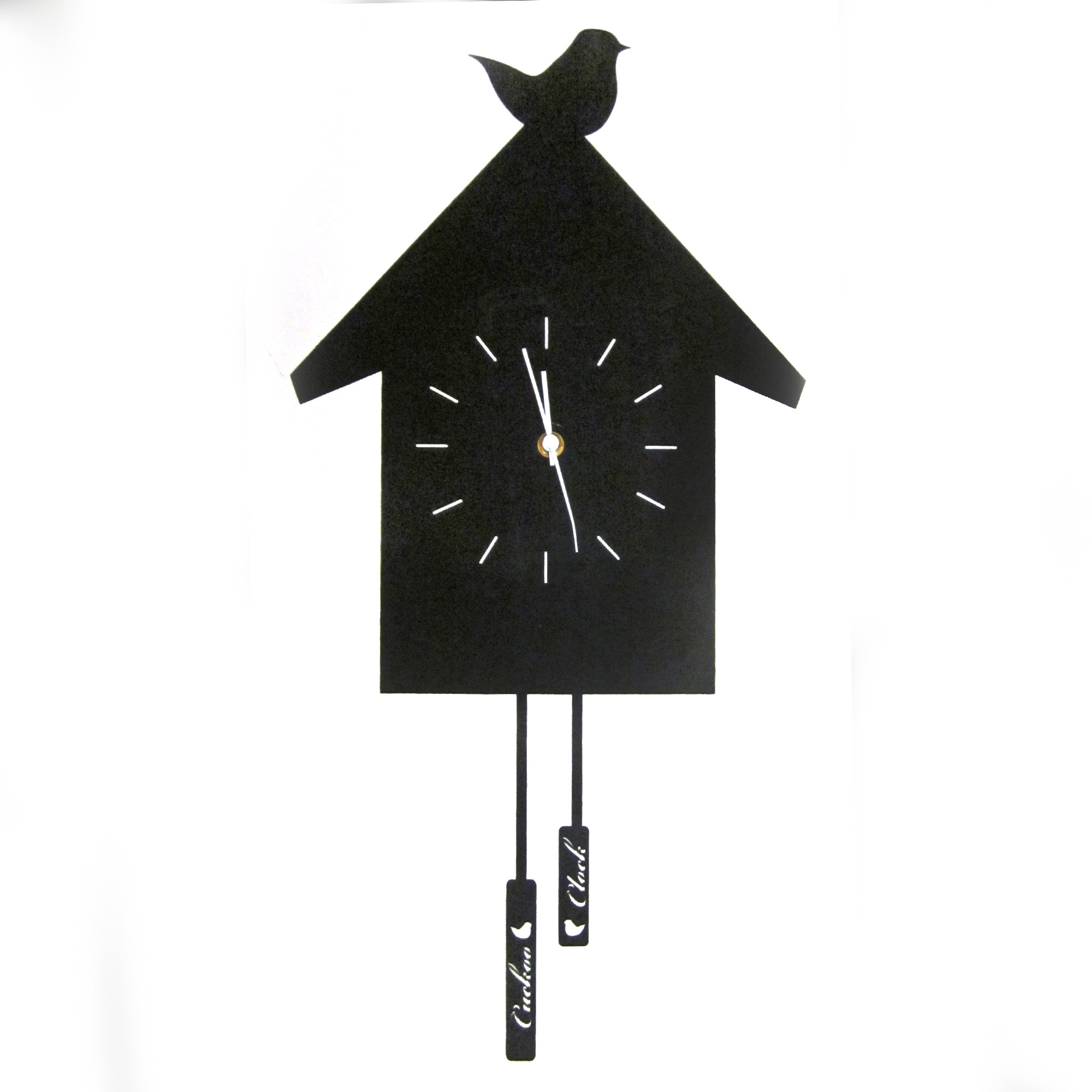 Modern cuckoo clock the treasure hunter well designed for Cheap quirky homeware