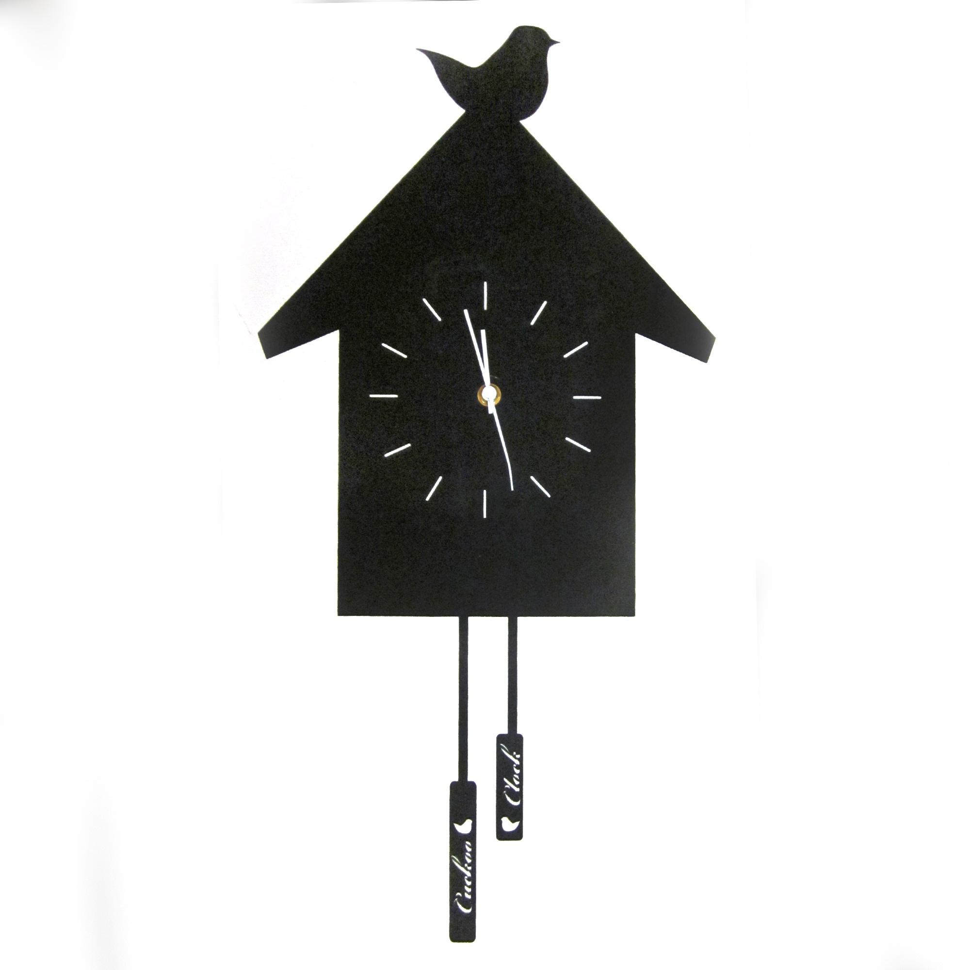 Modern cuckoo clock the treasure hunter well designed quirky and fun interiors homewares - Contemporary cuckoo clock ...