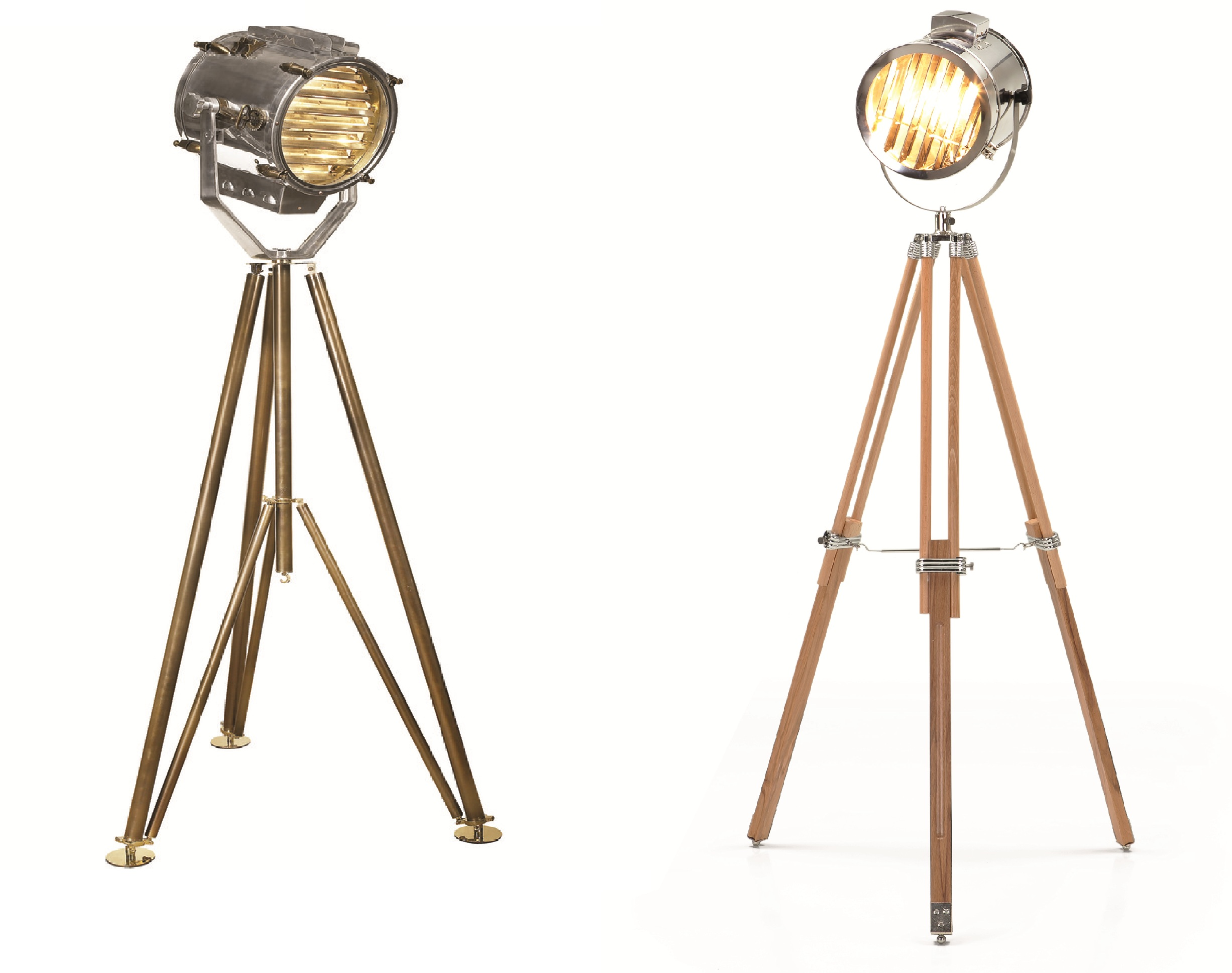 Film Lamp The Treasure Hunter Well Designed Quirky