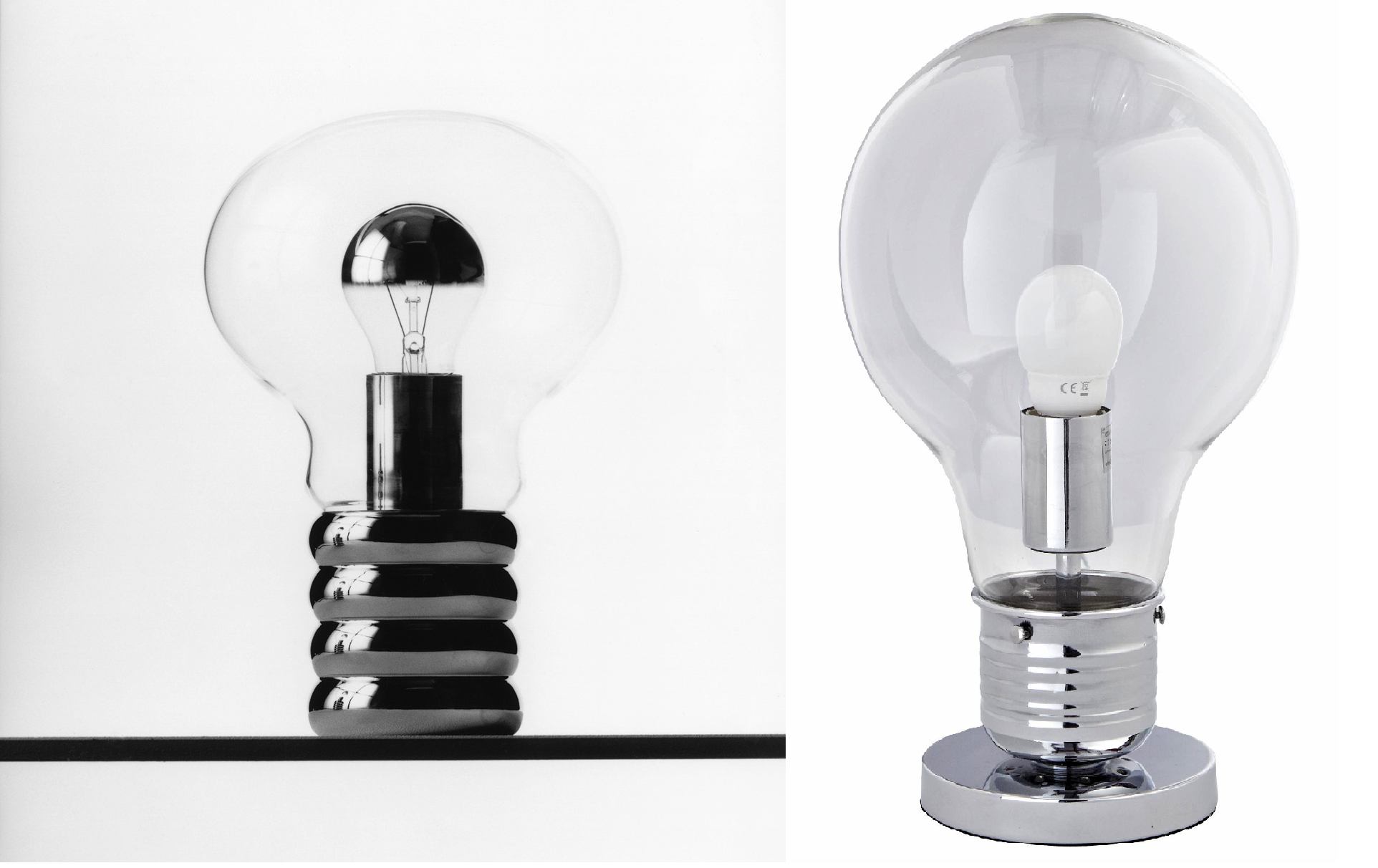 Lightbulb Shaped Lamp The Treasure Hunter Well Designed Quirky And Fun Interiors Homewares