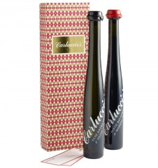 Cmas Jill Carluccio's olive oil and balsamic £22.95