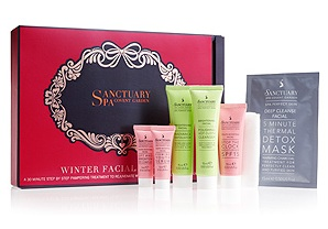 Cmas Jill The Sanctuary Winter Spa in a Box set from Boots