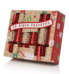 Family bingo crackers marks and spencer