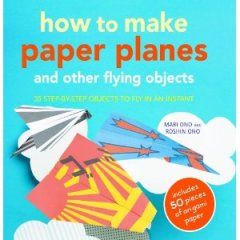 Family origami planes book