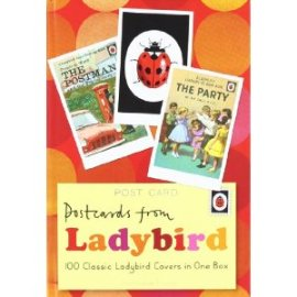 Last minute ladybird book covers postcards £9.59 amazon.co.uk
