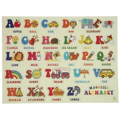 Dotcomgiftshop sale Alphabet fridge magnets £2.95 was £6.95