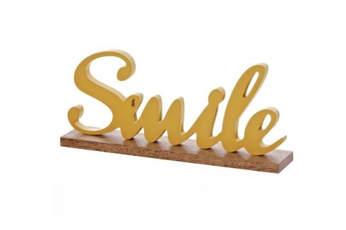 LEMON ZEST Smile word £10 Next