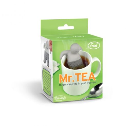 Mr Tea box