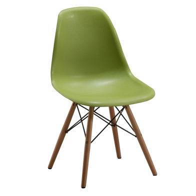 TENDER SHOOTS Green Malmo chair £59 Asda