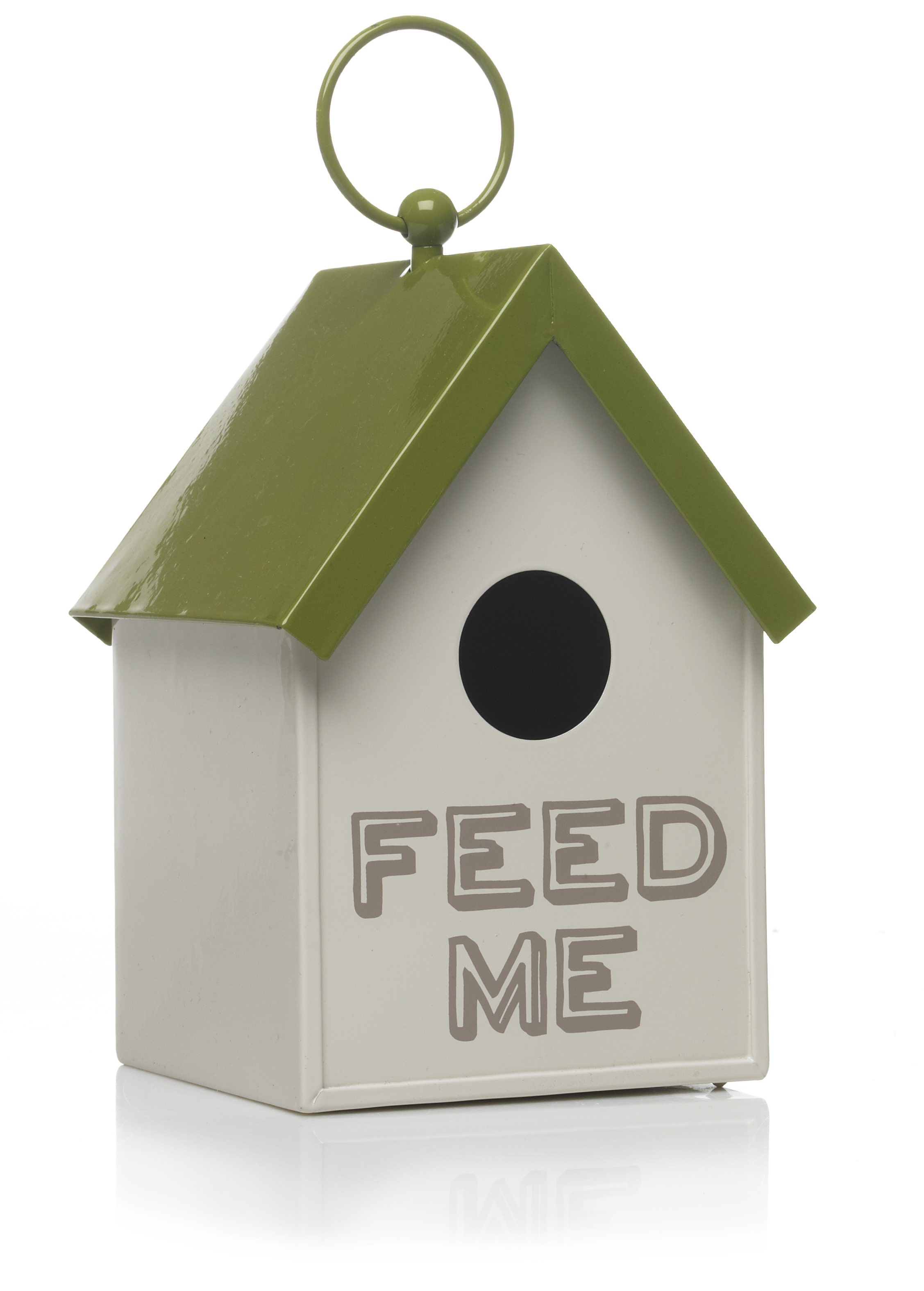 Fun bird house the treasure hunter well designed for Cheap quirky homeware