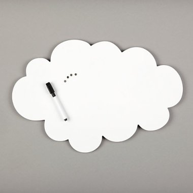 cloud memo board john lewis