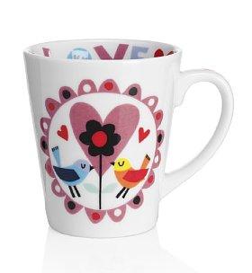 VDay love birds mug £5 M&S