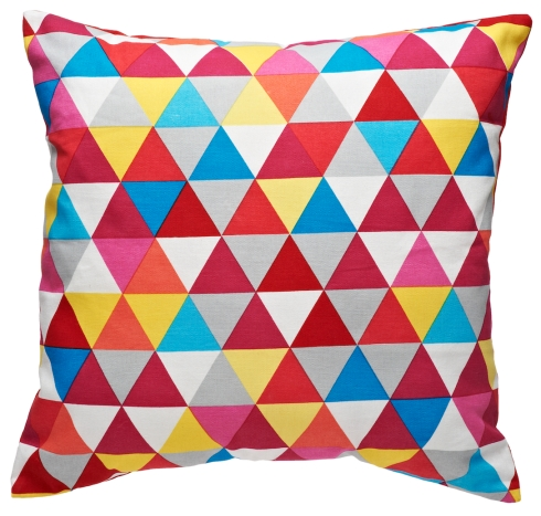 0325497 PIXEL PRINT CUSHION £6.50