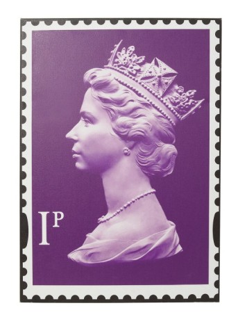 BHS_Stamp_print_canvas £18