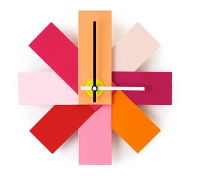 CLOCKS (COLOUR POP)  Normann Copenhagen Watch Me Wall Clock £35 Heal's