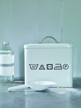 Washing Powder box £32 Cox and Cox