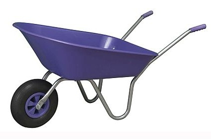 Asda Parasene purple wheelbarrow