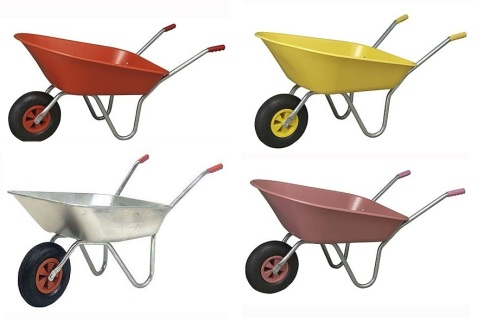 Asda Parasene red wheelbarrow