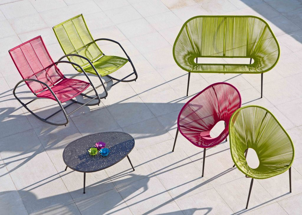 Retro Garden Furniture The Treasure Hunter Well Designed Quirky And Fun