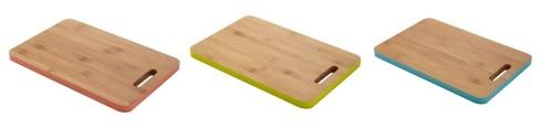 Matalan bamboo-chopping-board £4 coral