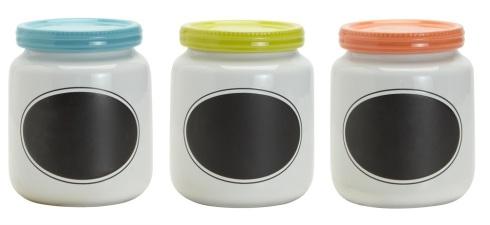 Matalan large-ceramic-jar £5 blue