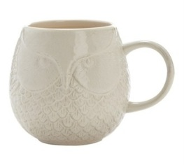 Matalan owl-design-mug £3