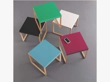 Habitat kilo side tables