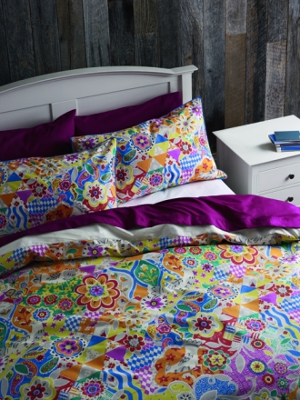 Marks and Spencer boho bedding