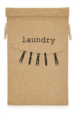Next jute laundry hamper