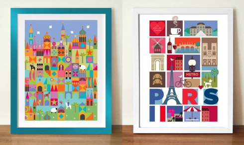 Visual Philosophy on Etsy children's print