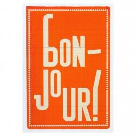 eduardo-barba-bonjour-print_1 £35 Howkapow