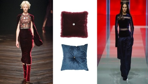Marios Schwab velvet red. christopher kane velvet blue. VIP lounge £19 Very.co.uk. Florence kingfisher £19 Very.co.uk
