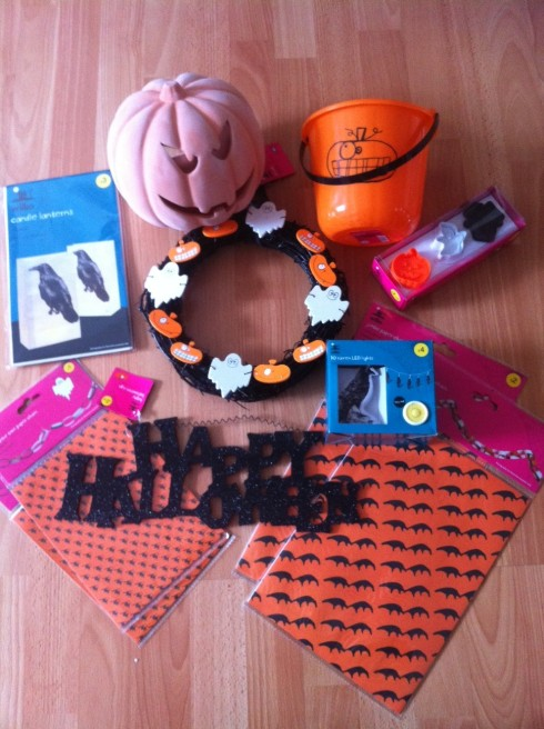 Wilko Halloween competition prizes