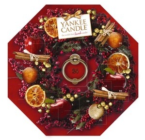 Yankee Candle tealights advent calendar