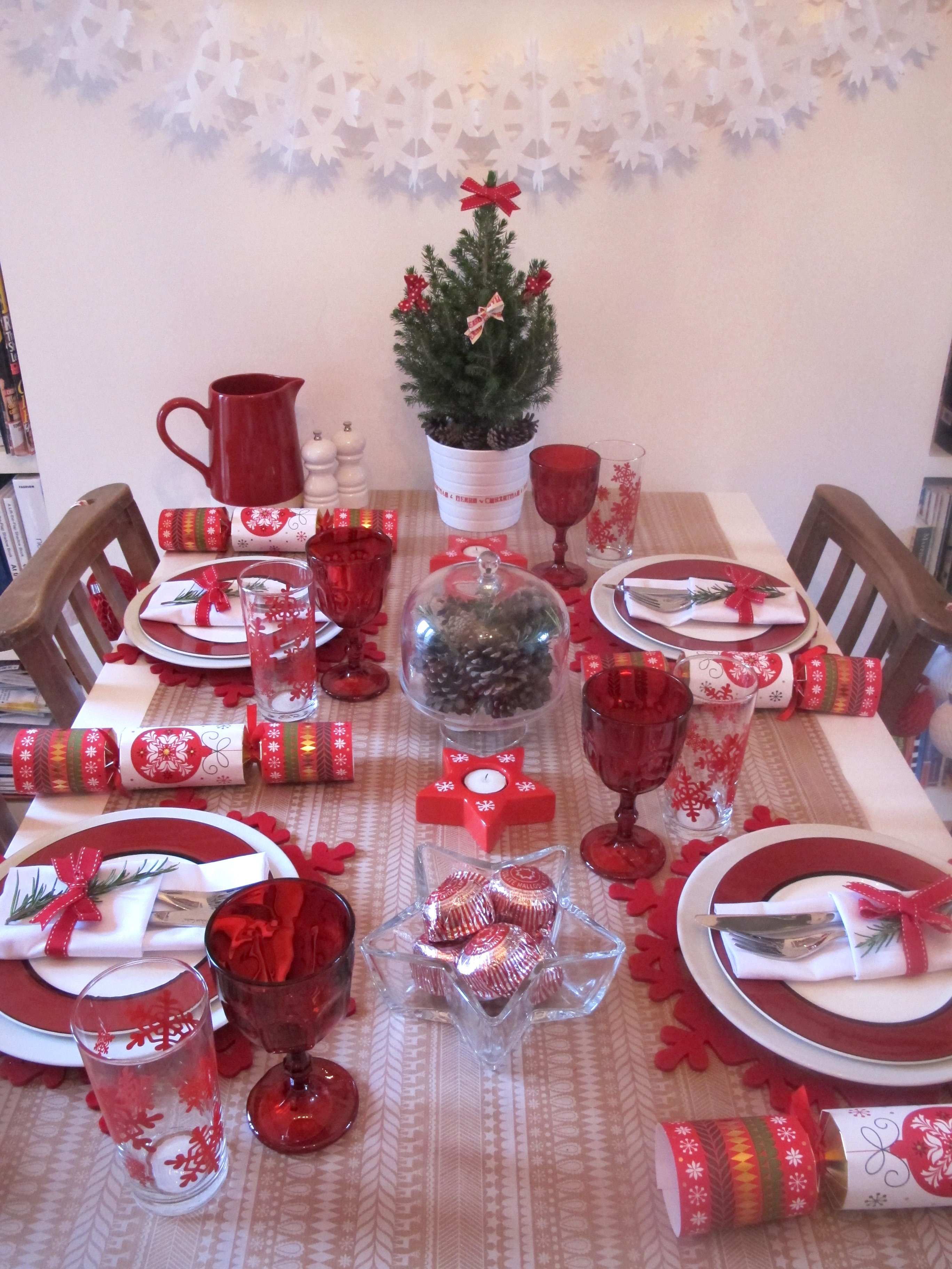 Marks And Spencer Dining Room Furniture Christmas Table Ideas The Treasure Hunter Well Designed
