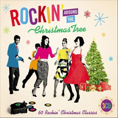 Poundland Christmas tree CD