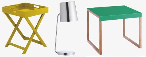 Auckland Li chrome lamp £24.50 Habitat SALE
