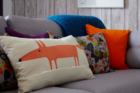 Cosy Contemporary Made in Britain CUSHIONS