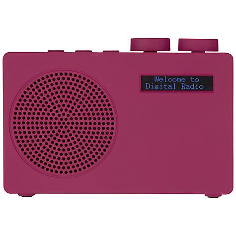 John lewis spectrum radio pink