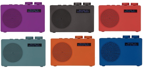 John Lewis spectrum radio purple