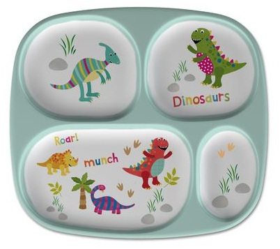 Dino collection lunch tray £3.49 Dunelm