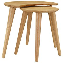 John Lewis revival nest of tables £149