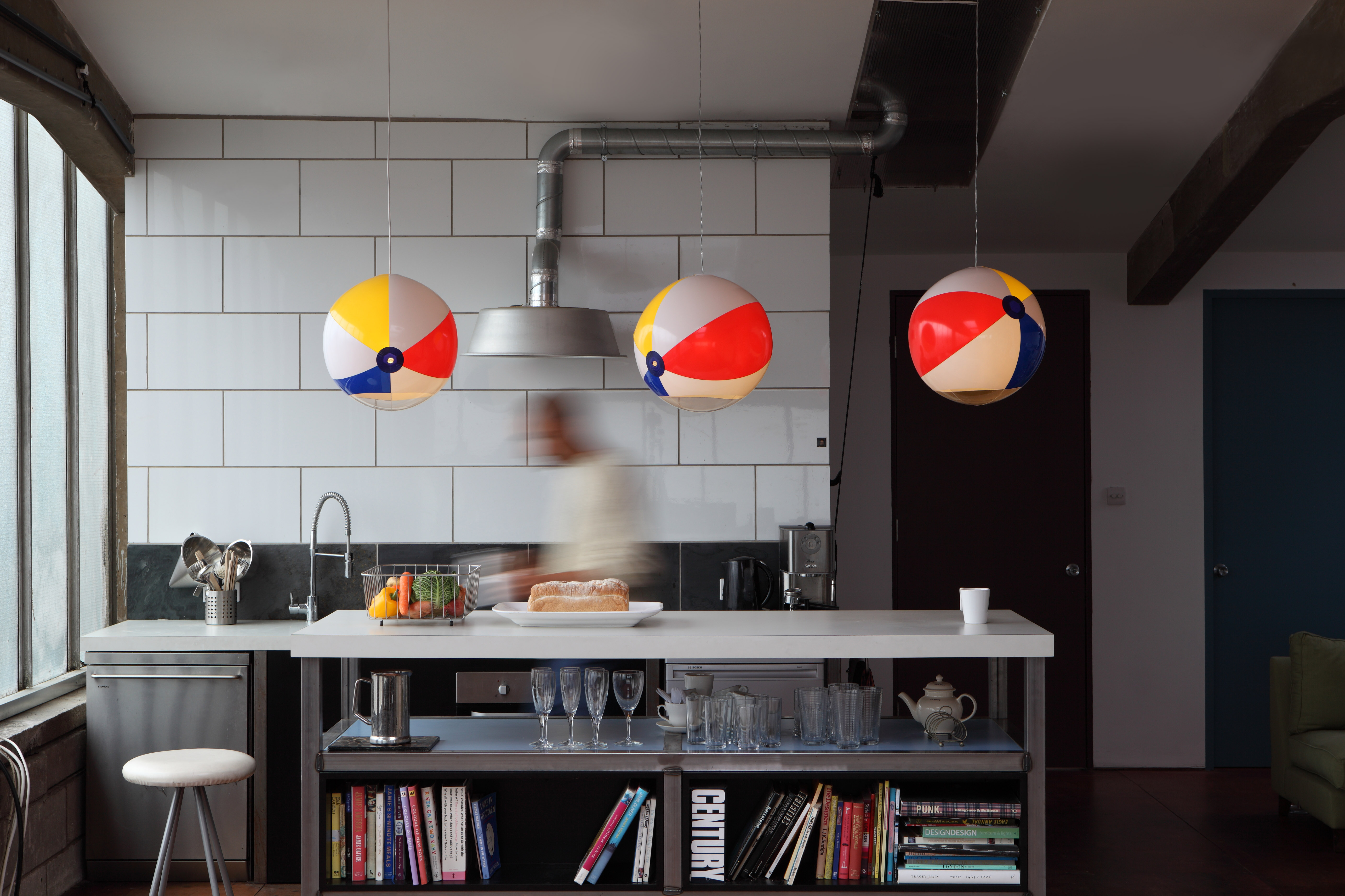 Having a ball the treasure hunter well designed for Quirky interior accessories