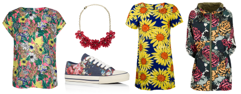 Floral fashion from Next DaisyStreet and George at Asda