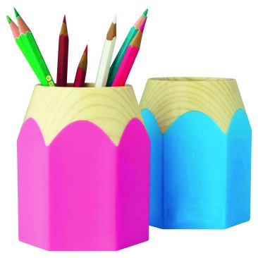 Hop 2 School Pencil Pot £2 each Tesco