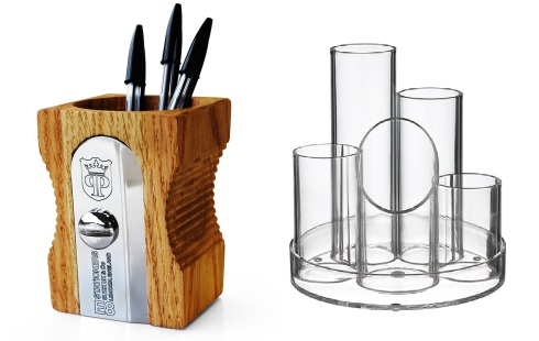 Pencil Sharpener Desk Tidy £15 suck.uk.com